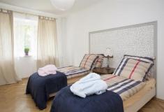 Projekt Home Staging Apartamentu przy ul Dzielnej